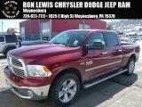 2014 Deep Cherry Red Crystal Pearl Ram 1500 Big Horn Crew Cab 4x4 #91129452