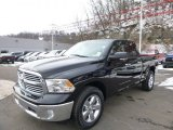 2014 Black Ram 1500 Big Horn Quad Cab 4x4 #91129534