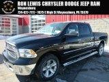 2014 Black Ram 1500 Big Horn Crew Cab 4x4 #91129451