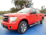 2014 Race Red Ford F150 STX SuperCrew #91129326