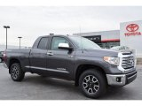 2014 Magnetic Gray Metallic Toyota Tundra Limited Double Cab 4x4 #91129407