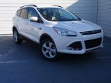 2014 White Platinum Ford Escape SE 2.0L EcoBoost #91172235