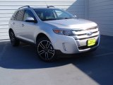 2014 Ingot Silver Ford Edge SEL #91172228