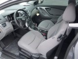 Hyundai Elantra Coupe Interiors