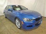 2013 Estoril Blue BMW 3 Series 335i xDrive Sedan #91171857