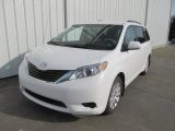 2012 Toyota Sienna LE AWD Data, Info and Specs