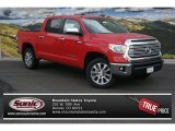 2014 Radiant Red Toyota Tundra Limited Crewmax 4x4 #91171845