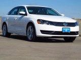 2014 Candy White Volkswagen Passat 1.8T SE #91172449