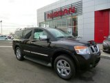 Nissan Armada 2014 Data, Info and Specs