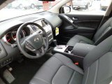 2014 Nissan Murano SL AWD Black Interior