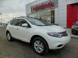 2014 Pearl White Nissan Murano SL AWD #91172343