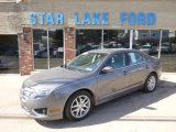 2010 Sterling Grey Metallic Ford Fusion SEL V6 #91172443