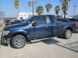 2014 Blue Jeans Ford F150 XLT SuperCab #91214033