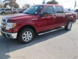 2014 Ruby Red Ford F150 XLT SuperCrew #91214028