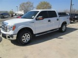 2014 Oxford White Ford F150 XLT SuperCrew 4x4 #91214026