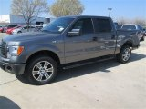 2014 Sterling Grey Ford F150 STX SuperCrew #91214023