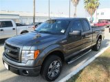 2014 Sterling Grey Ford F150 STX SuperCab #91214022