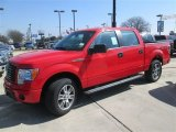 2014 Race Red Ford F150 STX SuperCrew #91214021