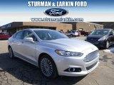 2013 Ingot Silver Metallic Ford Fusion Titanium #91214117