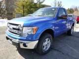 2014 Ford F150 XLT Regular Cab 4x4 Data, Info and Specs