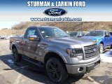 2014 Sterling Grey Ford F150 FX4 Tremor Regular Cab 4x4 #91214111