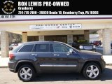 2013 Maximum Steel Metallic Jeep Grand Cherokee Limited 4x4 #91214102