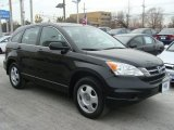 2011 Crystal Black Pearl Honda CR-V LX 4WD #91214575