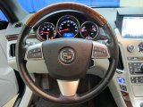 2013 Cadillac CTS 4 AWD Coupe Steering Wheel