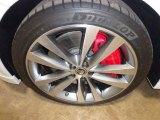 Jaguar XJ 2012 Wheels and Tires