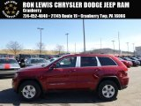 2014 Deep Cherry Red Crystal Pearl Jeep Grand Cherokee Laredo 4x4 #91214093