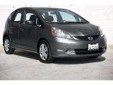 2011 Polished Metal Metallic Honda Fit  #91214203