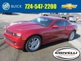2014 Red Rock Metallic Chevrolet Camaro LT Coupe #91214365