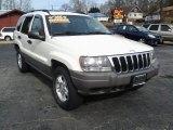 2002 Stone White Jeep Grand Cherokee Laredo 4x4 #91214558