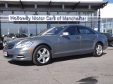 2013 Palladium Silver Metallic Mercedes-Benz S 550 4Matic Sedan #91214281