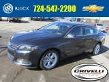 2014 Blue Ray Metallic Chevrolet Impala LT #91214362