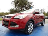 2013 Ruby Red Metallic Ford Escape SEL 2.0L EcoBoost #91214079