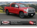2014 Radiant Red Toyota Tundra Limited Crewmax 4x4 #91213916