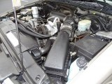 2001 Chevrolet S10 Engines