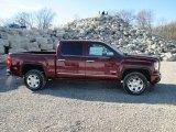 2014 Sonoma Red Metallic GMC Sierra 1500 SLE Crew Cab 4x4 #91214538