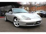 1999 Arctic Silver Metallic Porsche 911 Carrera Coupe #91213888