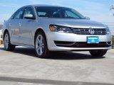2014 Reflex Silver Metallic Volkswagen Passat TDI SE #91256587