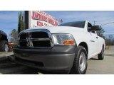 2011 Bright White Dodge Ram 1500 ST Regular Cab #91256527