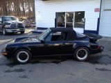 1985 Porsche 911 Black