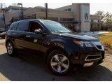 2011 Crystal Black Pearl Acura MDX Technology #91256390