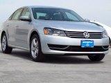 2014 Reflex Silver Metallic Volkswagen Passat 1.8T SE #91256590