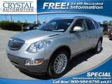 2011 Quicksilver Metallic Buick Enclave CX #91280670