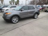 2014 Sterling Gray Ford Explorer Limited #91280620