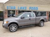 2014 Sterling Grey Ford F150 STX SuperCab 4x4 #91286234