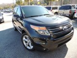 2013 Tuxedo Black Metallic Ford Explorer Limited 4WD #91286097