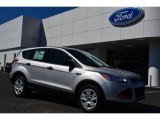 2014 Ingot Silver Ford Escape S #91285929